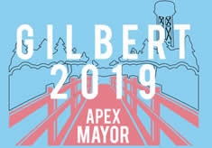 Captain Jacques Gilbert For Mayor of Apex NC